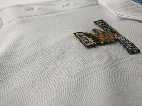 Embroidery, School, Uniform, Polo