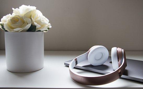 Flower, Beats, Floral, Design, Positive, Retail