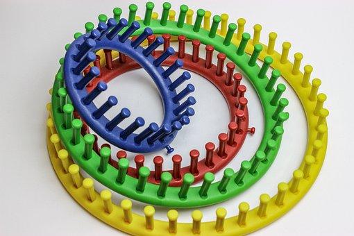 Design, Circles, Design Circles, Red, Yellow, Green