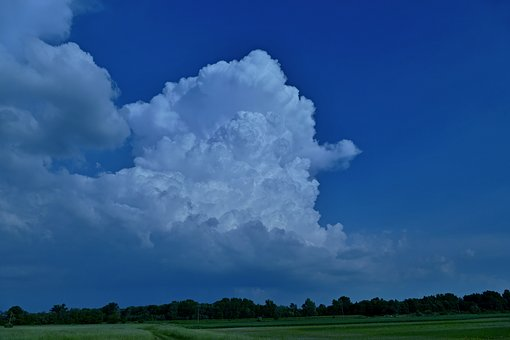 The Clouds, Nature, The Emergence Of, Storms, Country