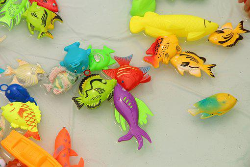 Toys, Bright, Colorful, Water Toys, Games