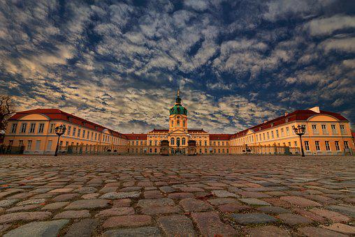 Berlin, Castle, Places Of Interest, Landmark