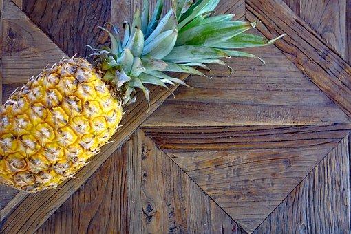 Pineapple, Healthy, Fruit, Food, Exotic