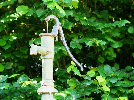 Fountain, Water, Well Water, Water Fountain, Gargoyle
