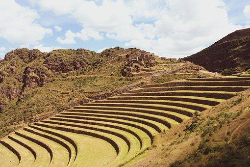 Pisac, Inca, Ruin, Sacred Valley, Peru, History