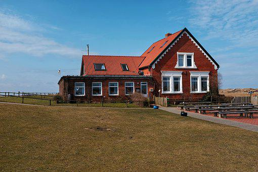 Juist, Germany, Island Of Juist, Vacations, North Sea