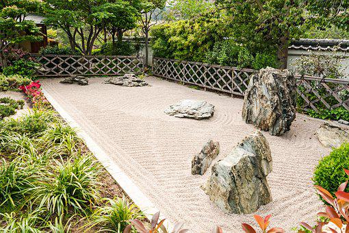 Japan, Garden, Japanese Garden, Nature, Green, Plants