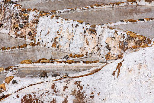 Salt Pans, Maras, Salt Mining