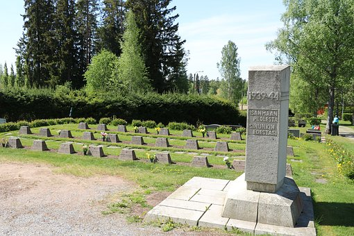 Hero Tomb, Grave, Memorial, Military Cemetery