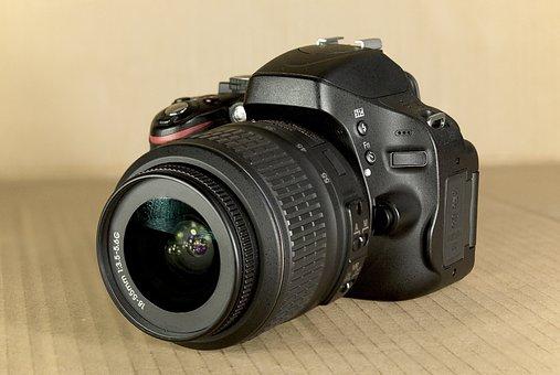 Camera, Dslr, Reflex, Digital Camera, Professional
