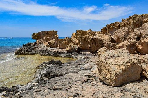 Rocky Coast, Cliff, Formation, Rock, Coast, Sea, Nature