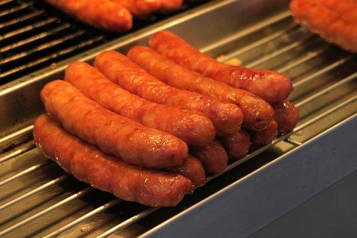 Roast, Grilled Sausage, Sausage