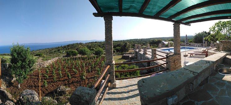 Summer, Croatia, Holiday, Adriatic, Mediterranean, Sea