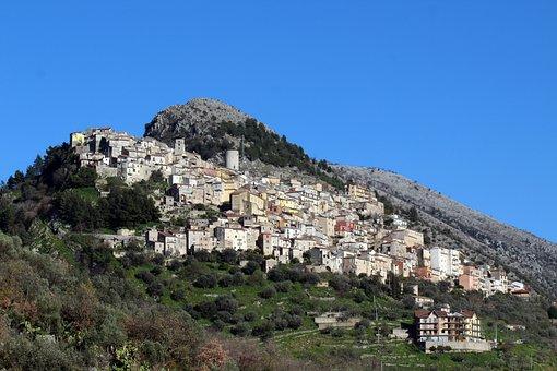 Castelcivita, Salerno, Campania, Magna Grecia, Monument