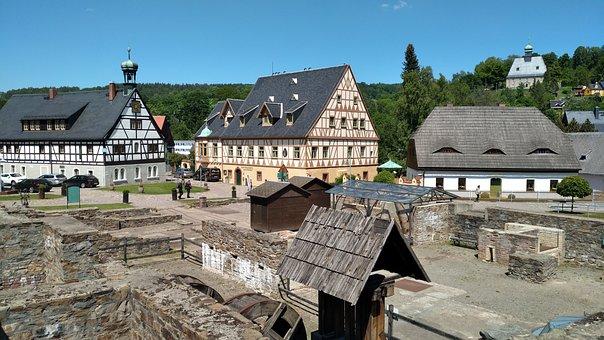 Saigerhütte, Olbernhau, World Heritage Site, Candidate