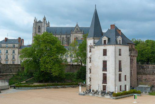 Brittany, France, Castle