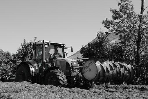 Claas, Fokke Meyer, Wage Operating, Harvest