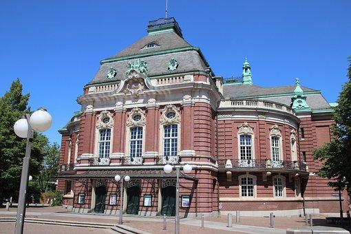 Laeiszhalle, Hamburg, Music Hall, Concert Hall