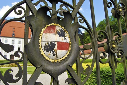 Emblem, Castle, Horn, Symbol, Jaguar, Factory, Art
