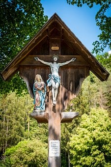Cross, Jesus, Prayer, Faith, Christ, Figure