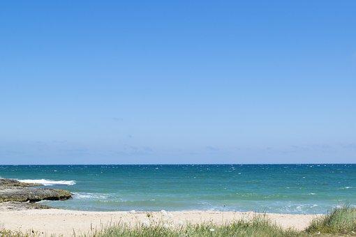 Summer, Sea, Holidays, Nature, Beach, Sky, Water