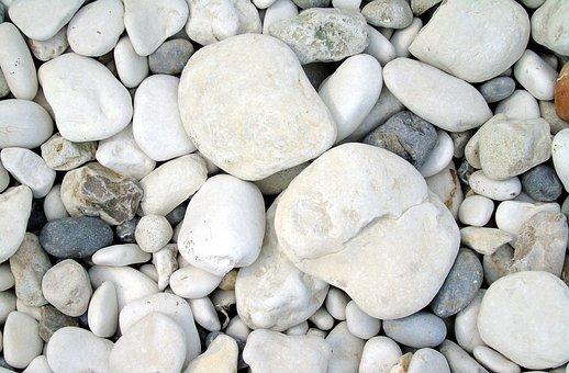 Pebbles, Shore, Beach, Nature, Coastline, Natural