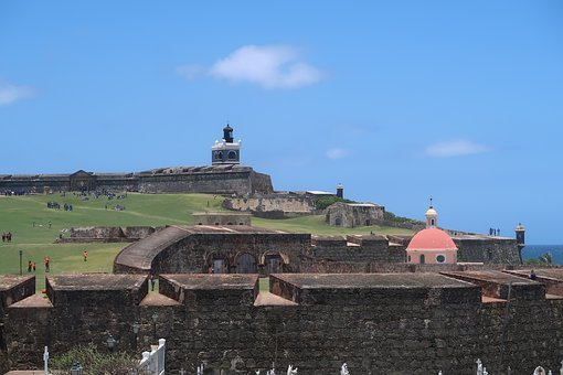 Puerto Rico, San Juan, Fort