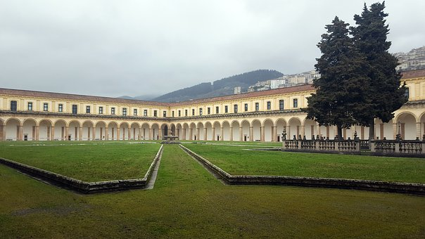The Certosa Di Padula, Salvatore Monetti, Monument