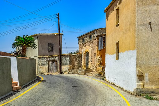 Street, Houses, Old, Architecture, Village, Traditional