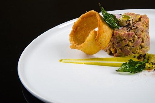 Gourmet Food, Tuna, Fish, Food, Gastronomy
