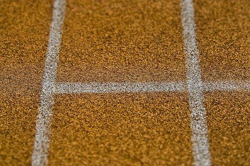 Tennis, Tennis Court, Sport, Boundary Line, Line