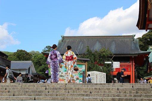 Fushimiinari, Kyoto, Geisha, Religion, Japan, Buddhist