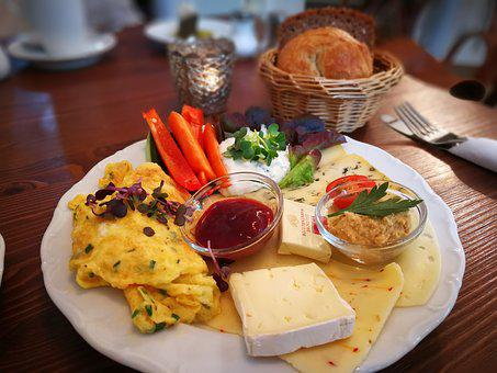 Have Breakfast, Breakfast, Food, Snack, Eat, Cafe Visit
