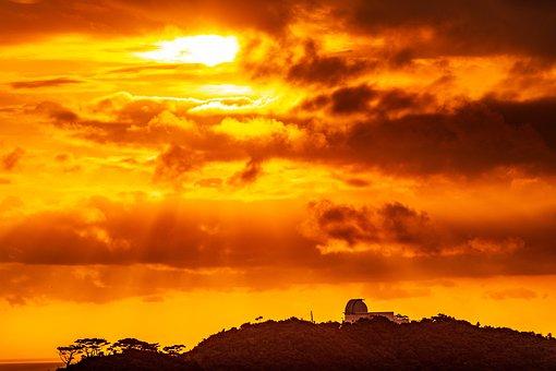Ishigaki, Okinawa, Landscape, Sunset, Comfort, Japan