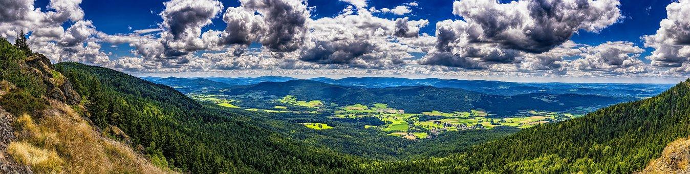 Germany, Mountains, Landscape, Alpine