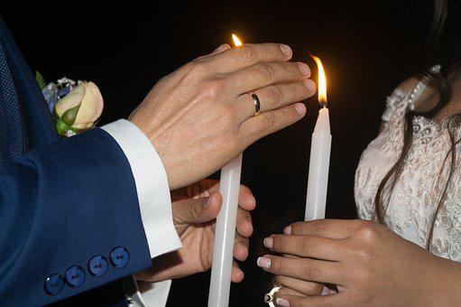 Wedding, Marriage, Candles, Grooms, Event, Love