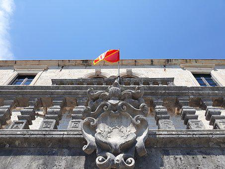 Montenegro, Museum, Perast, Building, Kotor, Adriatic