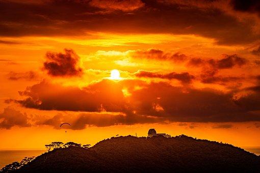Ishigaki, Okinawa, Landscape, Sunset