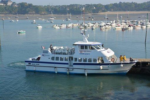 Boat, Shuttle, Cruise, Maritime, Transport, Travel