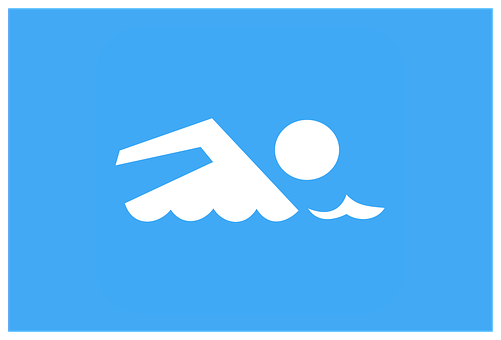 Clip Art, Swimming, Sport, Sea, Pool, Water, Swim