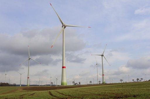Power, Wind, Energy, Electricity, Turbine, Environment