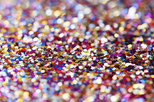 Abstract, Background, Celebration, Colorful, Confetti