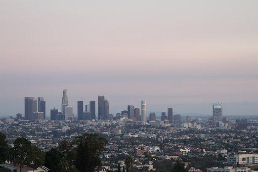 City, Los Angeles, Los, Angeles