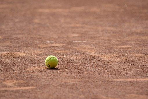 Tennis, Tennis Court, Sport, Ball, Ball Sports
