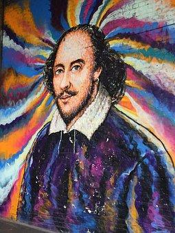 Shakespeare, London, William, English, Uk, England