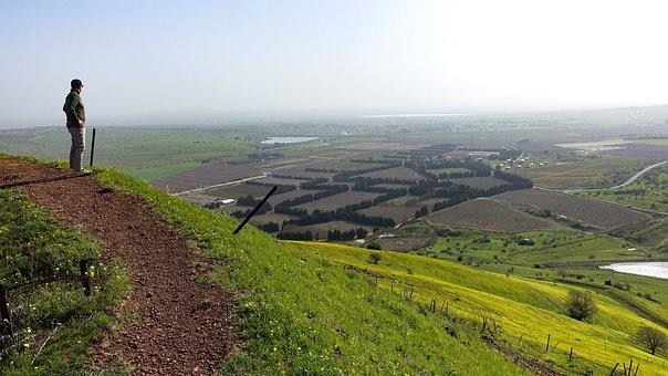 Israel, Golan, Heights