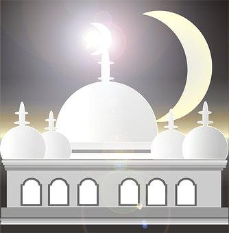 The Mosque, Ramadan, Fasting, Indonesian, Islam