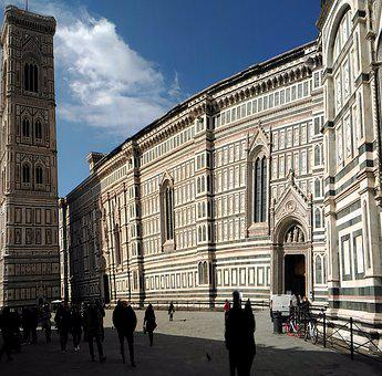 Florence, Historical Centre, Duomo, Italy, Monument