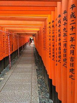 Walkway Of Remembrance, Kyoto, Japan