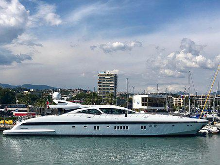 Mangusta, Yacht, Superyacht, France, Boat, Luxury